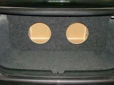 "2013-2015 Honda ACCORD 2-12"" SUB BOX Subwoofer Speaker Enclosure by ZEnclosures"