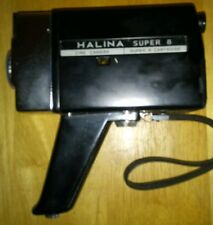VINTAGE HALINA SUPER 8 alle cine CAMERA. SUPER 8 CARTRIDGE.