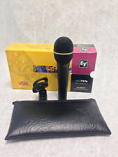 Electro-Voice N/D767A Dynamic Supercardioid Handheld Vocal Microphone