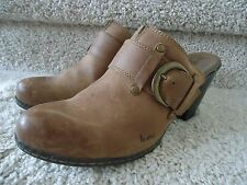 Born Women's Clogs Shoes 8