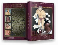 Ole Anderson Shoot Interview Wrestling DVD, NWA Mid-Atlantic The Four Horsemen