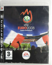 jeu UEFA EURO 2008 sur ps3 playstation 3 sony francais foot ball soccer sport