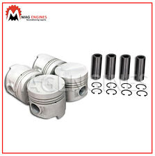PISTON & RING SET NISSAN TD27-T NEW FOR TERRANO CABSTAR & CARAVAN 2.7 LTR 96-03