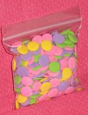 Confetti,Pastel,Jumbo,Sprinkles,3oz.DecoPac, Decoration,Multi-Color, Edible