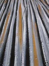 "ABORIGINAL OIL  PAINTING gold fields  83"" X 28"" large canvas ART australia"