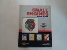 1998 Briggs & Stratton Small Engines Workbook Manual STAINED FACTORY OEM BOOK 98