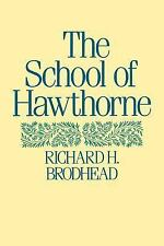 The School of Hawthorne-ExLibrary