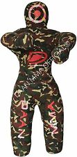 Brazilian Jiu Jitsu Grappling Dummy MMA Wrestling Bag Judo Martial Arts 40''