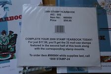 2009 USPS Stamp Collection Sealed Year Book Year Set Mint Condition