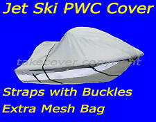 "Polaris PWC Jet Ski Cover 2-3 Person 113""-128"" heavy duty t990yc"