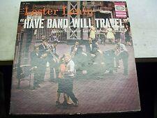 Lester Lanin-Have Band, Will Travel-LP-Vinyl-Epic-LN3520-VG+