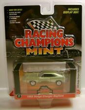 1969 '69 DODGE CHARGER DAYTONA GREEN RACING CHAMPIONS MINT RC DIECAST 2016