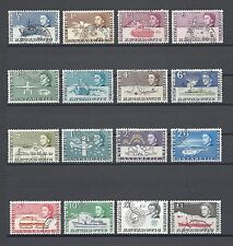 BRITISH ANTARCTIC TERRITORY 1963-69 1/15A Fine Used Cat £225