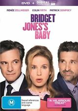 Bridget Jones's Baby DVD R4 New & Sealed 2016