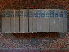 The Writings of Oscar Wilde 15 Volumes 1907 Decorative Display Limited Edition