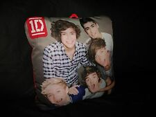 1D One Direction Group Shot Decorative Pillow Officially Licensed Merchandise