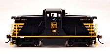 Bachmann HO Scale Train GE 44 DCC Equipped Nickel Plate 62214