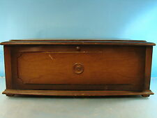 Vtg Sparton Model 5-26 Tube Marconi Era Battery Radio Wood Cabinet Bayonet Coils