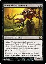 HAND OF THE PRAETORS Scars of Mirrodin MTG Black Creature — Zombie RARE