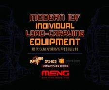 MNGSPS-020 Meng Model 1:35  Modern IDF Individual Load-Carrying Equipment- Resin