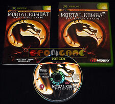 MORTAL KOMBAT DECEPTION XBOX (patch X360) Versione Italiana ○○○○○ COMPLETO