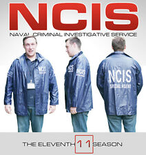 NCIS Special Agent Jacket + ID Lanyard - NEW, Stylish Fancy Dress!