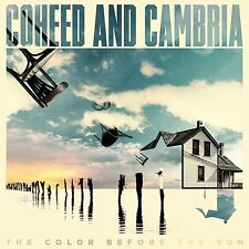 COHEED AND CAMBRIA - THE COLOR BEFORE THE SUN CD ALBUM (Released Oct 16th 2015)