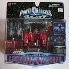 Power Rangers Lost Galaxy Micro Playset Centaurus Megazord Sealed MOC NEW S