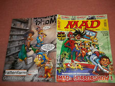MAD***COMIC***HEFT***NEUE SERIE***NR.049***MIT POSTER***!!!*****