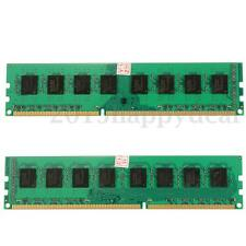 16GB 2x8GB DDR3 1600MHz PC3 12800 240pin DIMM Memory Module for RAM Desktop UK