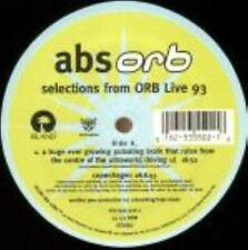 Orb Abs Selections from Orb Live 93- US DJ  12""