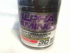 SALE! Cellucor Alpha Amino Xtreme Performance Aminos Fruit Punch 30 Servings