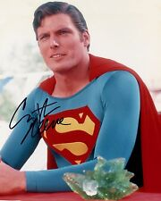 Christopher Reeve - Clark Kent/Superman - Superman - Signed Autograph REPRINT