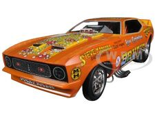 1971 FORD MUSTANG NHRA FUNNY CAR BRUTUS LTD ED 750PC 1/18 AUTOWORLD AW1169