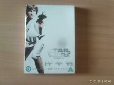 STAR WARS - Trilogy  6-Disc Set     Rare  Skywater  Cover      Fast  Post