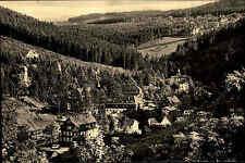 Village de kip Osterzgebirge ancienne DDR Carte postale 1960 Vue panoramique