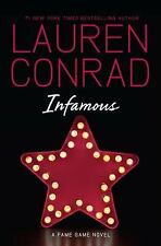 Fame Game: Infamous 3 by Lauren Conrad (2013, Hardcover)