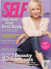 RENEE ZELLWEGER Self Magazine October 2008 10/08 B-4-1