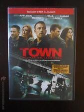 DVD THE TOWN - CIUDAD DE LADRONES - EDICION DE ALQUILER - BEN AFFLECK