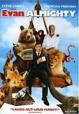 Evan Almighty  DVD Morgan Freeman, Steve Carell