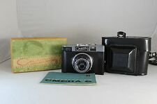 Soviet USSR LOMO Smena-6 35mm camera with Triplet-43 lens