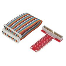 T-Shaped Breakout Expansion Board + GPIO Cable for Raspberry Pi B+ Pi 2 FE