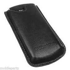 Genuine Koskin Leather BlackBerry Pearl Pocket Pouch for 8100 8110 8120 8130