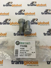 Land Rover Discovery 2 98-04 Front Brake Caliper Bolts x2 - Bearmach - FTC2996