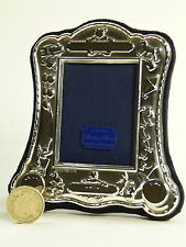 "Vintage Sterling Silver - Photo / Picture FRAME - 2 1/2"" x 2"" - SF55"