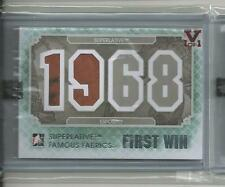 Tony Espositio First Win 1968 Superlative Vault, on Vol. 3, V1/1 Ruby Logo Glove