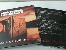 Drumsound & Simon Bassline Smith - Wall of Sound (CD 2013) 18 TRACKS SEALED