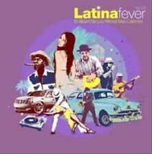 Latina Fever, Vol. 6 by Various Artists (CD, Feb-2011, 4 Discs, Wagram)