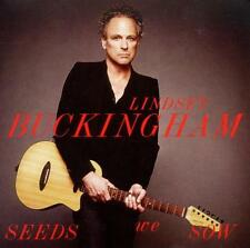 Seeds We Sow von Lindsey Buckingham (2011), Digipack, Neu OVP, CD