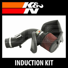 K&N Typhoon Performance Air Induction Kit - 69-7001TTK - K and N High Flow Part
